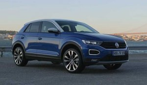 Volkswagen T-Roc 2.0 TSI 190 ch First Edition