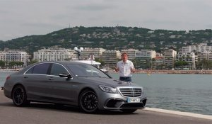 Mercedes-AMG S 63 4Matic+ Limousine