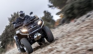 CFMoto CForce 800S Black Edition