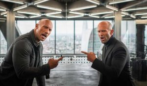 Fast & Furious : Hobbs & Shaw - Teaser 8 - VO - (2019)