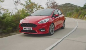Ford Fiesta 1.0 EcoBoost 155 ch mHEV
