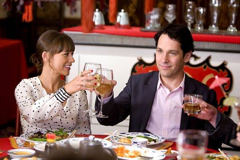 Paul Rudd Rashida Jones