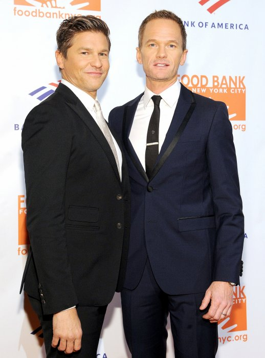 Neil Patrick Harris et David Burtka, parents de jumeaux