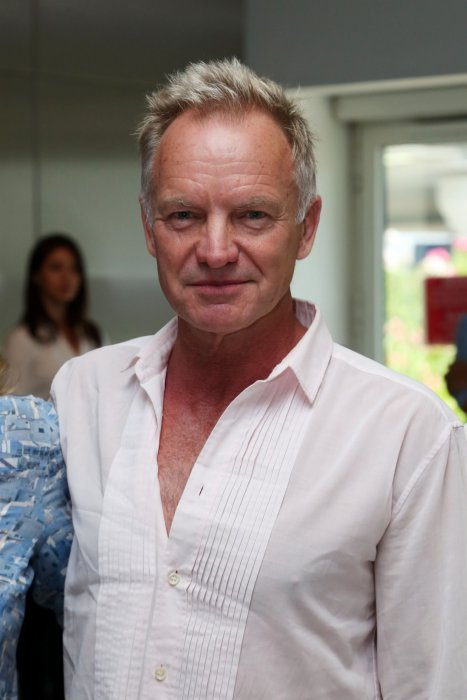 Sting, professeur multitâche