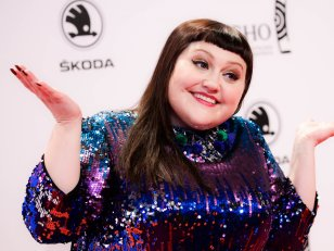 "Beth Ditto trouve la burqa ""cool"""