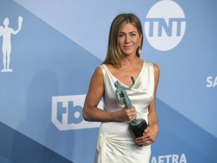 Jennifer Aniston, marraine du futur bébé de Katy Perry et Orlando Bloom ?