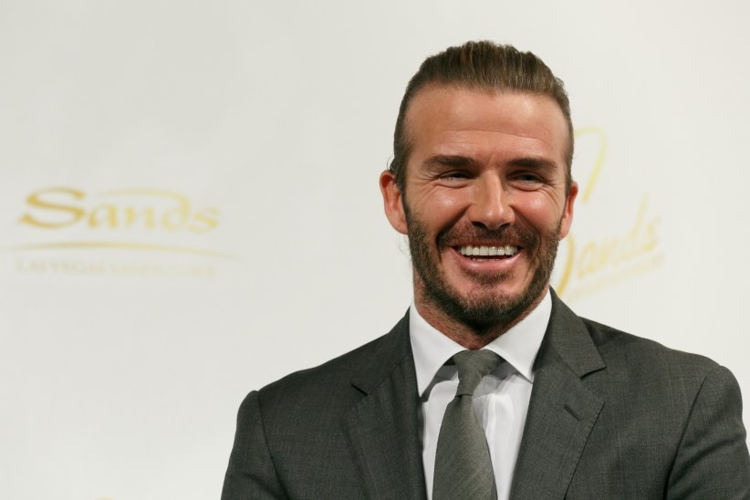 Les TOC de David Beckham