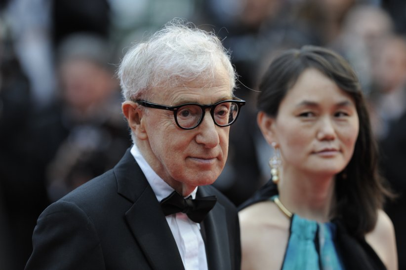 Woody Allen et sa fille adoptive