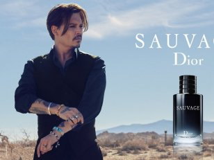 Johnny Depp : star d'un road-movie signé Dior