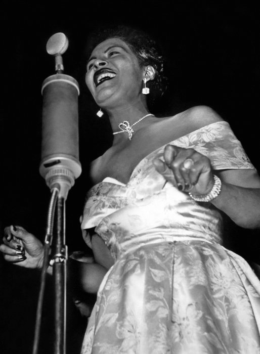 Billie Holiday sous l'oeil du FBI pendant 20 ans