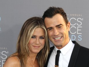 Jennifer Aniston déclare sa flamme à son mari Justin Theroux