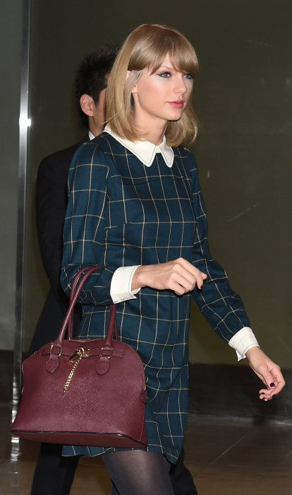 Le total look Taylor Swift