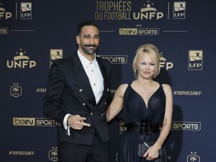 Violence, isolement...Pamela Anderson raconte sa relation avec Adil Rami