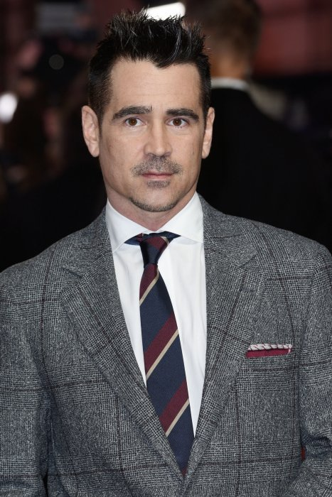 Colin Farrell devient dingue en avion
