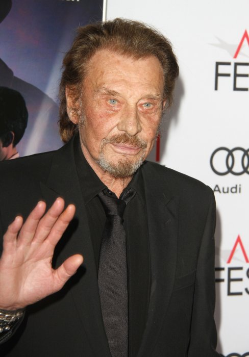 Johnny Hallyday et Adeline Blondieau : un second mariage à Vegas