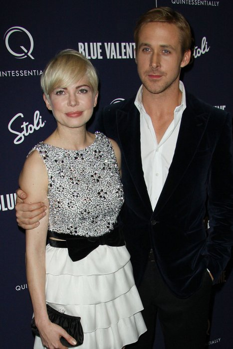 Michelle Williams et Ryan Gosling