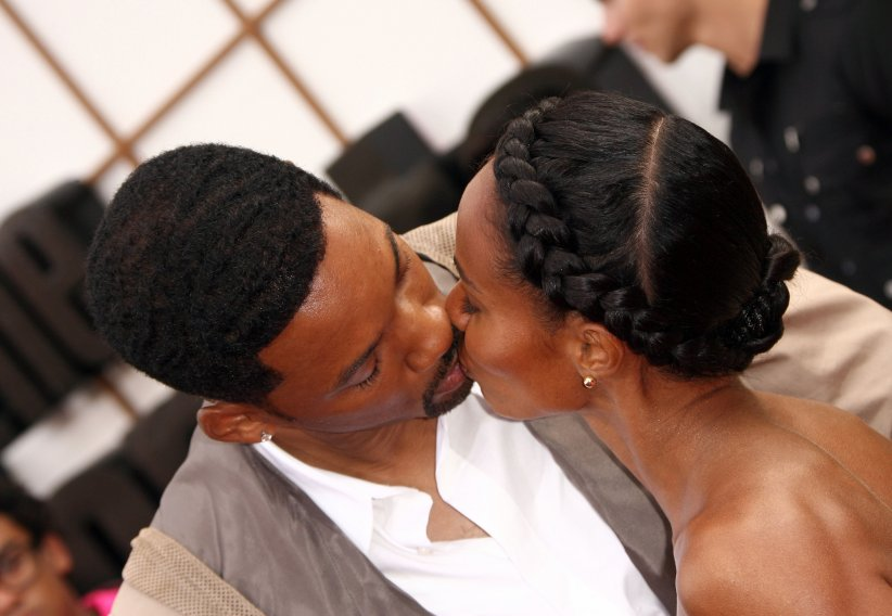 Will Smith et Jada Pinkett, star-system