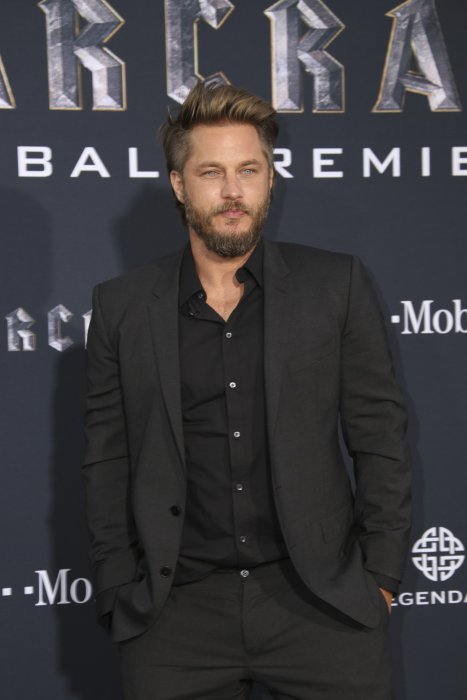Travis Fimmel, l'indomptable Viking