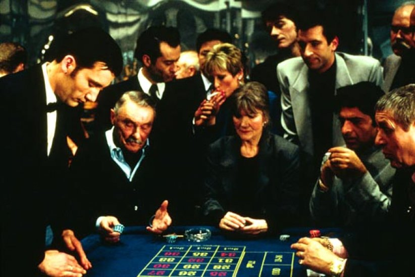 """Croupier"" de Mike Hodges"