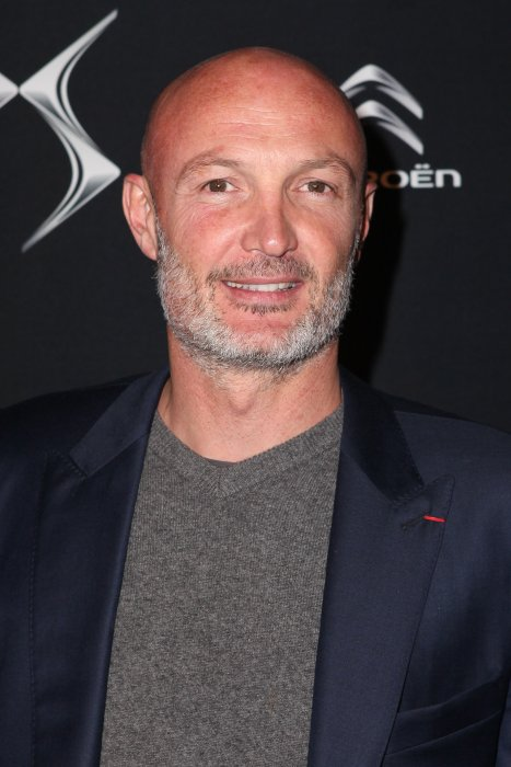 Frank Leboeuf, chirurgien à ses heures perdues