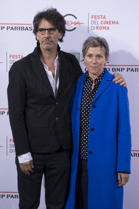 Joel Coen et Frances McDormand, un couple qui dure