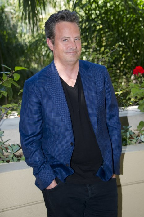 Matthew Perry alias Chandler Bing