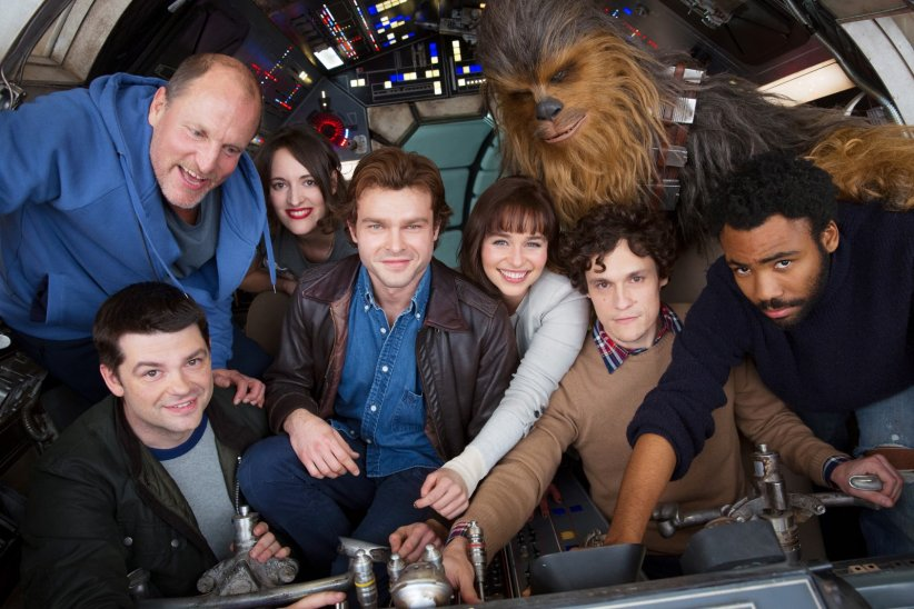 """Solo : A Star Wars Story"", de Ron Howard"