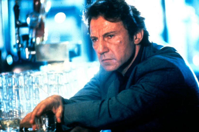 "Harvey Keitel dans ""Bad Lieutenant"""