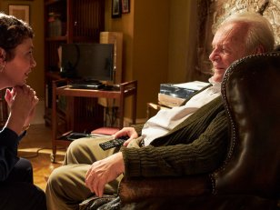 The Father a sa bande-annonce : Florian Zeller filme Anthony Hopkins