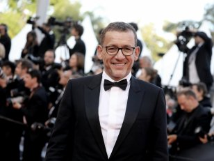 Dany Boon : sa photo de tournage au côté de Jennifer Aniston