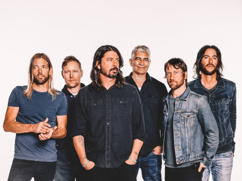 Foo Fighters : la rentrée sera rock'n'roll