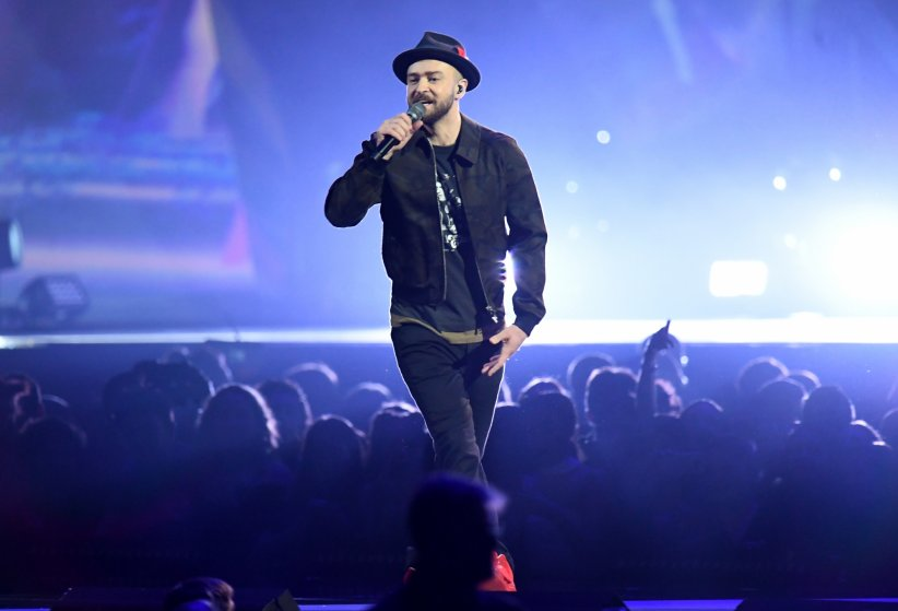 "Justin Timberlake - ""Midnight Summer Jam"""