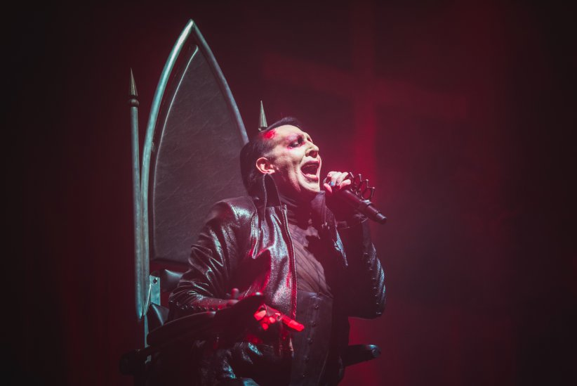 """This is Halloween"" - Marilyn Manson"