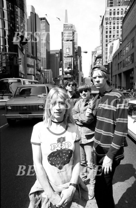 Le + rock : Sonic Youth