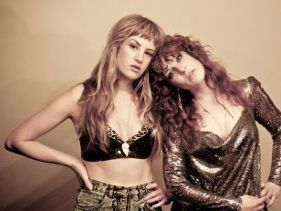 "Deap Vally, de retour avec ""Smile More"" avant un nouvel album"