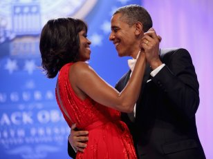 Le couple Obama en 5 moments musicaux