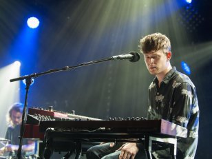 Le nouvel album de James Blake est terminé