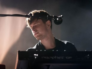 James Blake dévoile son nouvel album par surprise