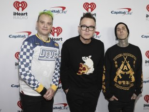 Blink-182 chante son ras-le-bol du confinement