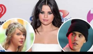 Selena Gomez bat Justin Bieber et Taylor Swift à la course aux nominations aux Kids Choice Awards