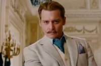 Charlie Mortdecai - bande annonce - VO - (2015)