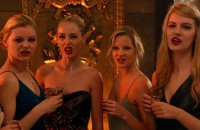 Vampire Academy - bande annonce 2 - VF - (2014)