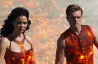 Hunger Games - L'embrasement - teaser 2 - VOST - (2013)