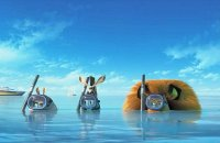 Madagascar 3, Bons Baisers D'Europe - Bande annonce 1 - VF - (2012)