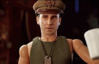 Welcome to Marwen - Bande annonce 2 - VO - (2018)