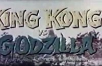King Kong contre Godzilla - bande annonce - VO - (1962)