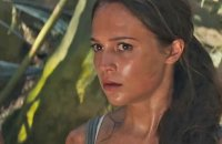 Tomb Raider - bande annonce 5 - VOST - (2018)