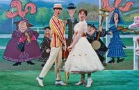 Mary Poppins - Extrait 11 - VF - (1964)