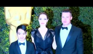 Le fils d'Angelina Jolie, Maddox, a une petite-amie