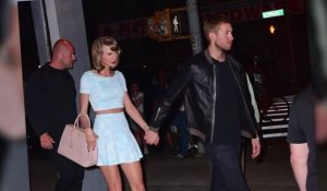 Le dîner romantique de Taylor Swift et Calvin Harris à New York
